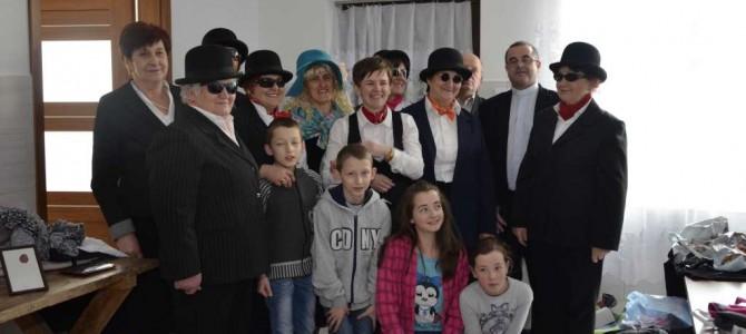 Debiut sceniczny grupy teatralnej z Przychód
