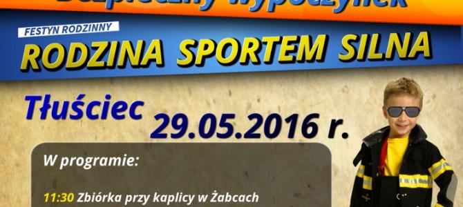 Rodzina Sportem Silna w Tłuśćcu