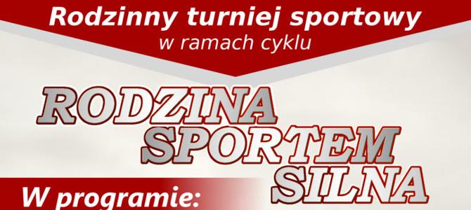 Rodzina Sportem Silna w Halasach