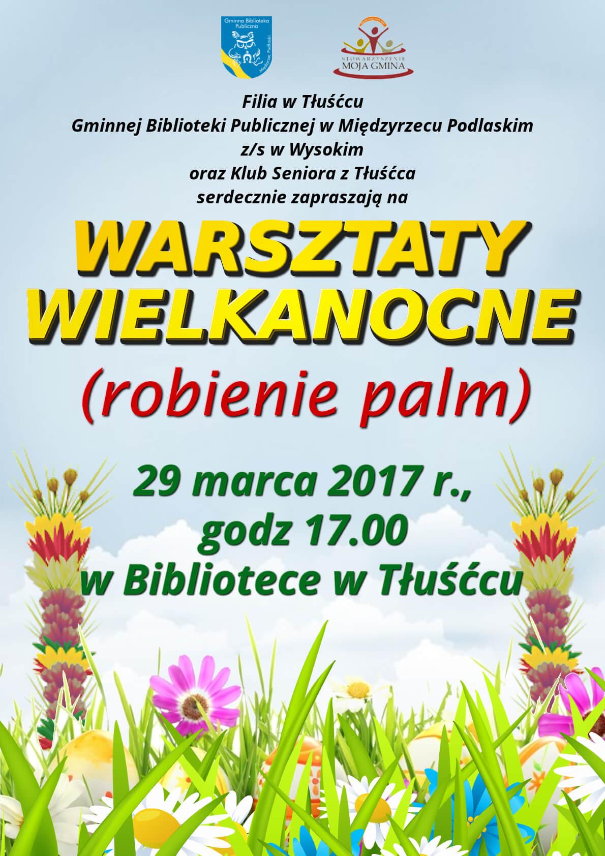 warsztaty Wielkanocne-palmy (2)